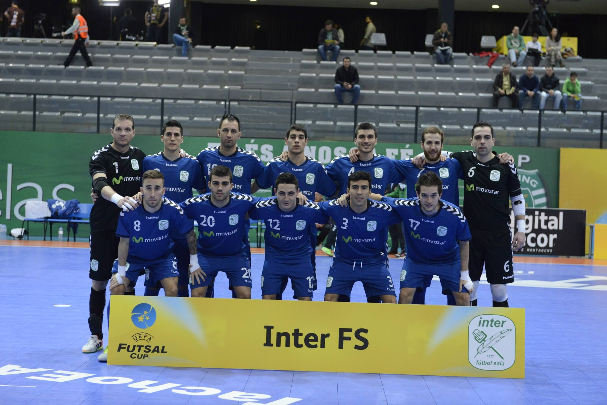 Inter Movistar vs Varna